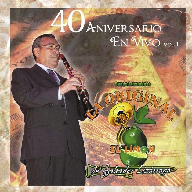 40 Aniversario En Vivo Vol 1