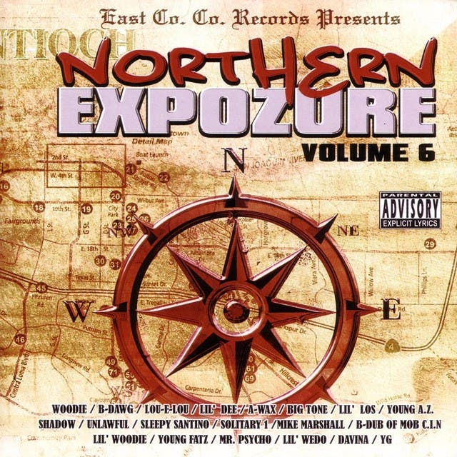 Woodie & East Co. Co. Records Present Northern Expozure Volume 6