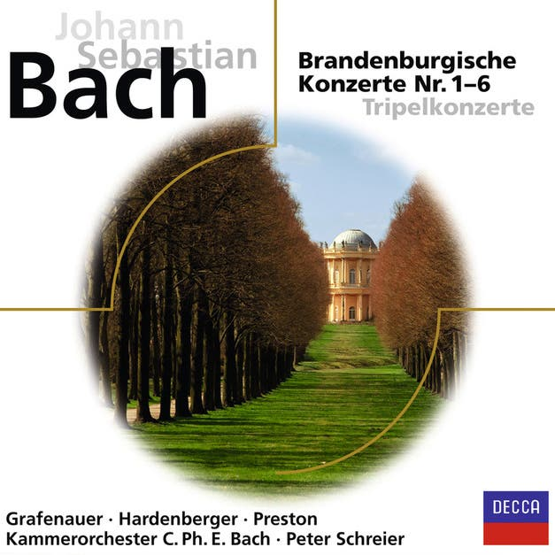 Kammerorchester Carl Philipp Emanuel Bach