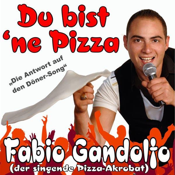 Fabio Gandolfo (der Singende Pizza-Akrobat)