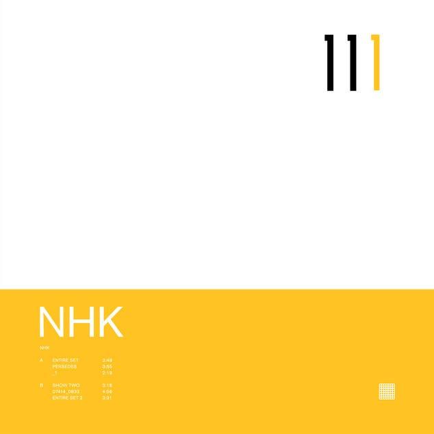NHK - Kouhei Matsunaga + Toshio Munehiro
