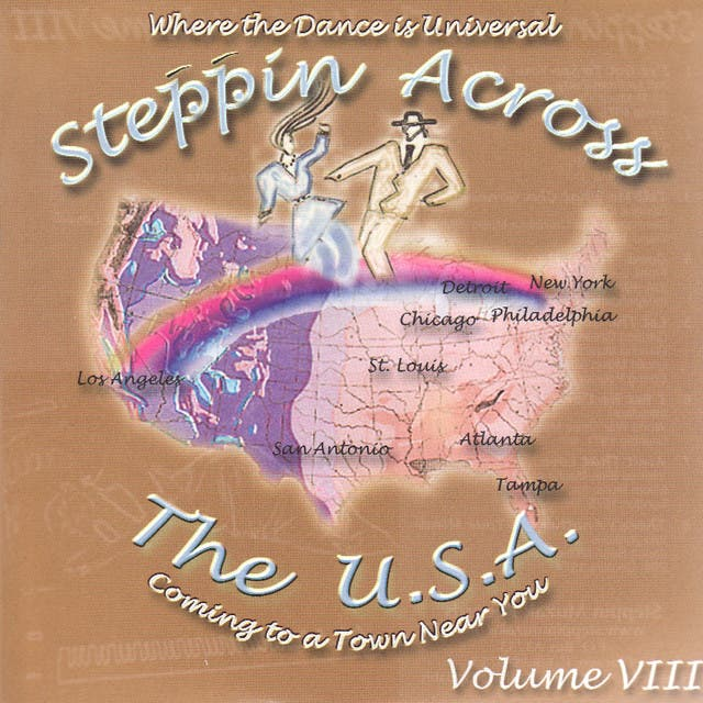 Steppin Across The U.S.A, Volume 8