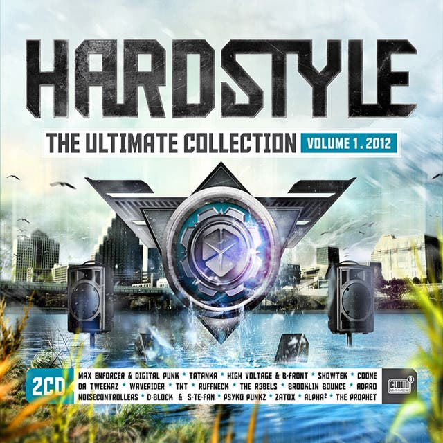 Hardstyle The Ultimate Collection Vol. 1 2012