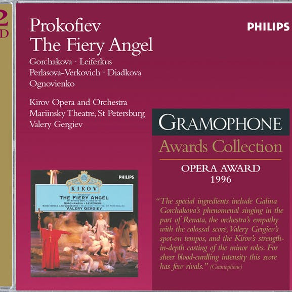 Various Artists & Chorus Of The Kirov Opera, St. Petersburg & Orchestra Of The Kirov Opera, St. Petersburg & Valery Gergiev
