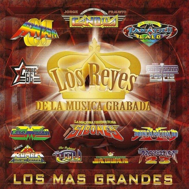 Los Reyes De La Musica Grabada,los Mas Grandes