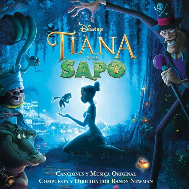 Tiana Y El Sapo (The Princess & The Frog)