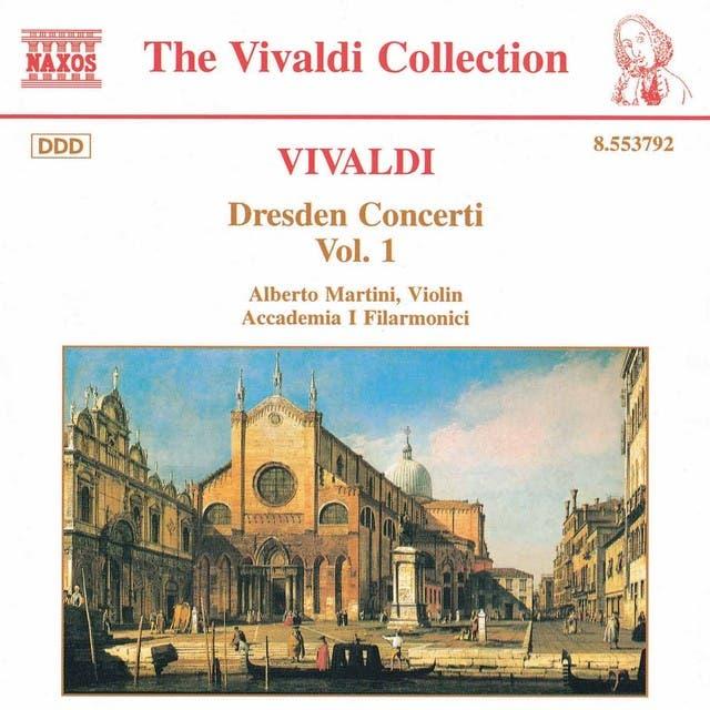 Vivaldi: Dresden Concertos, Vol. 1
