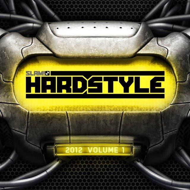 SLAM! Hardstyle 2012 Vol. 1