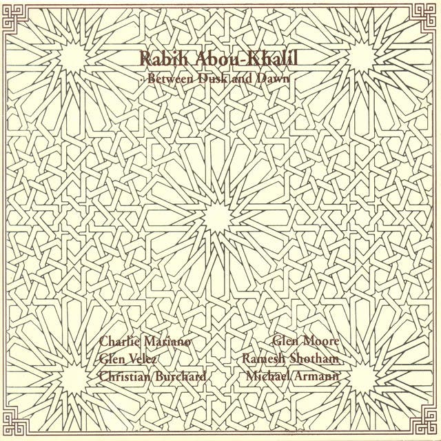 Abou-Khalil, Rabih: Between Dusk And Dawn