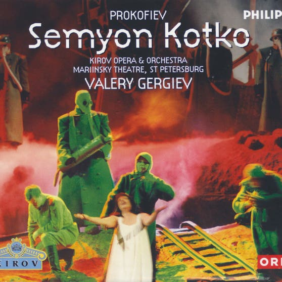 Various Artists & Chorus Of The Mariinsky Theatre & Orchestra Of The Kirov Opera, St. Petersburg & Valery Gergiev image