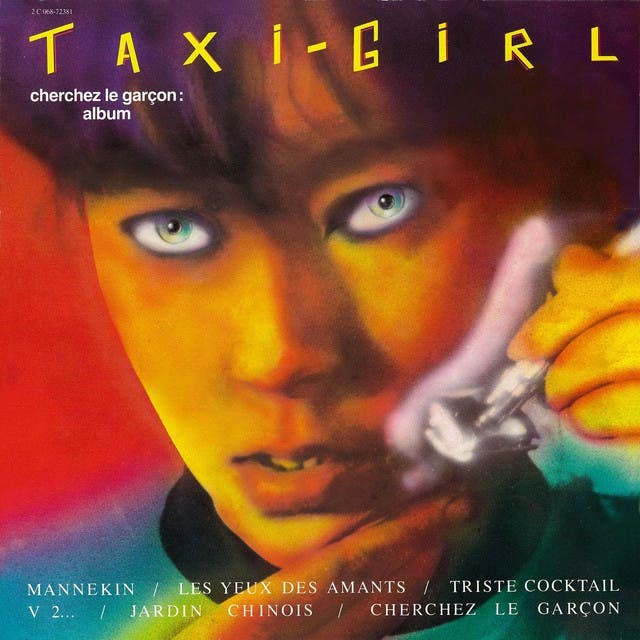 Taxi Girl image