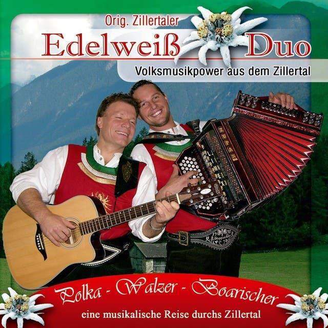 Orig. Zillertaler Edelweiss Duo