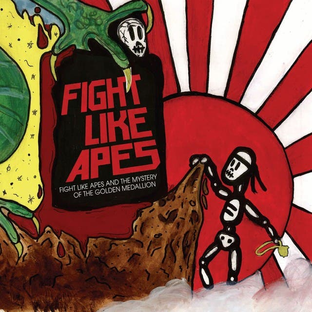 Fight Like Apes