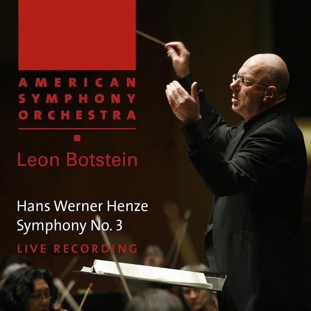 Henze: Symphony No. 3