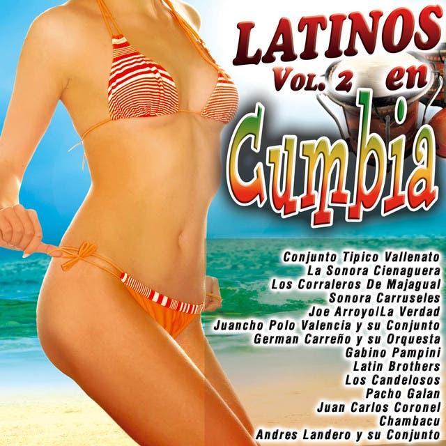 Latinos En Cumbia Vol. 2
