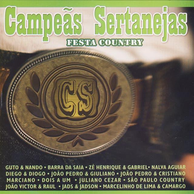 Campeãs Sertanejas: Festa Country