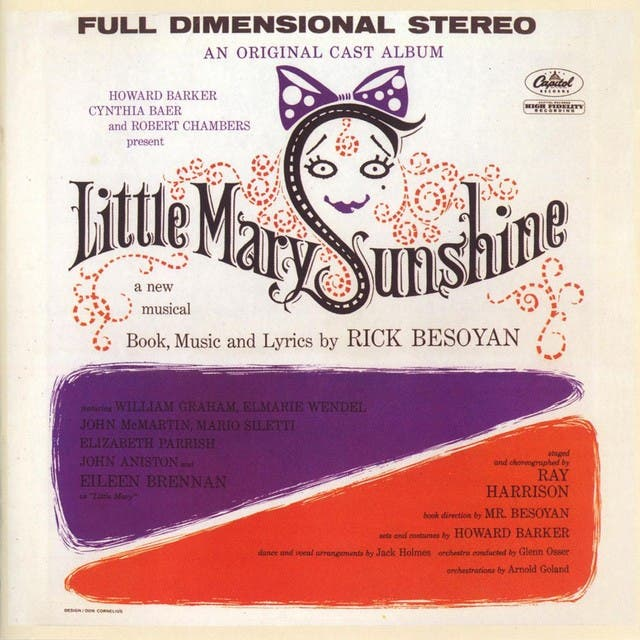 Original Cast Of Little Mary Sunshine