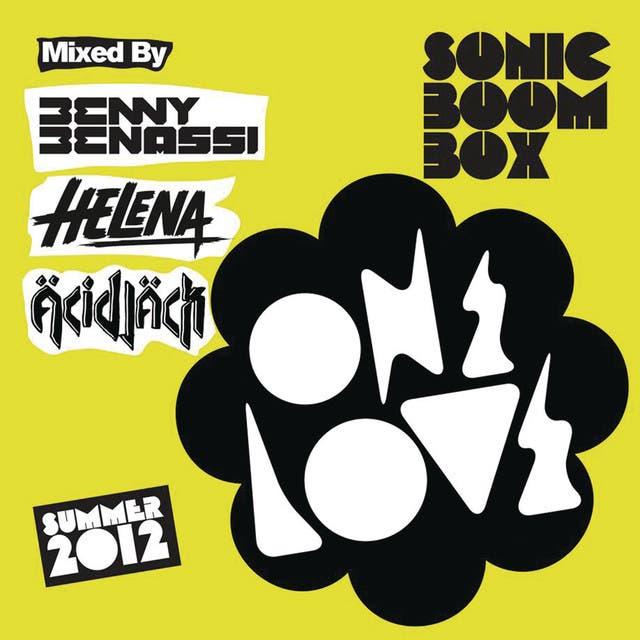 ONELOVE Sonic Boom Box 2012 Mixed By Benny Benassi, Helena & Acid Jack