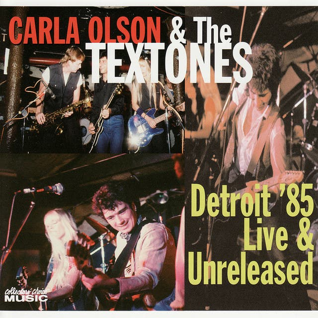 Carla Olson And The Textones