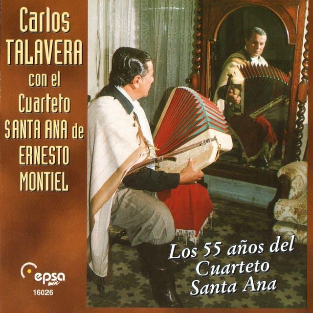 Carlos Talavera Con El Cuarteto Santa Ana De Ernesto Montiel