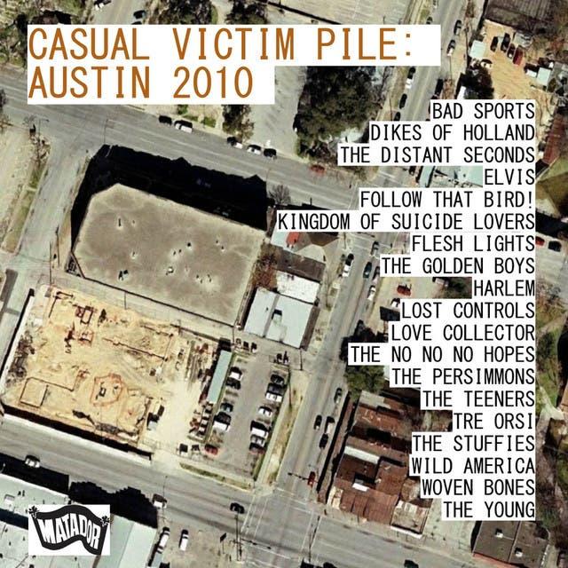 Casual Victim Pile: Austin 2009