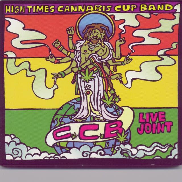 Cannabis Cup Band
