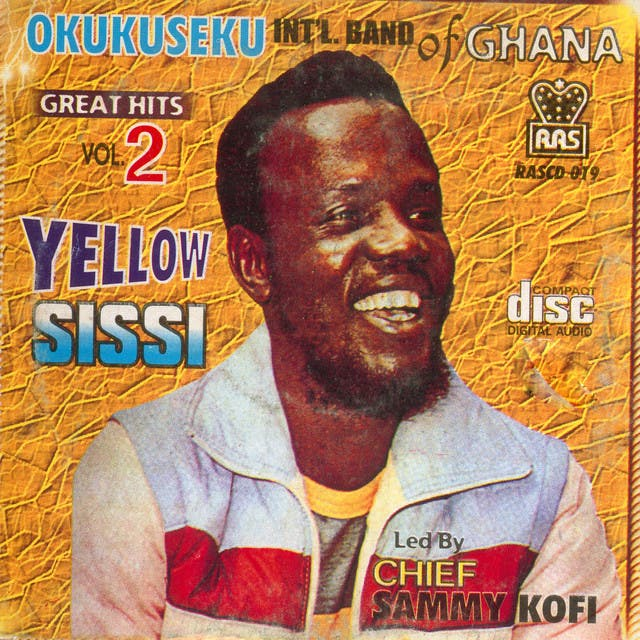 Okukuseku International Band Of Ghana Led By Chief Sammy Kofi