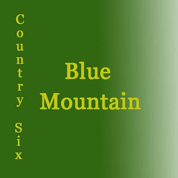 Country 6 - Blue Mountains