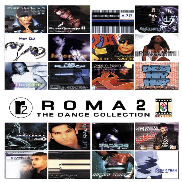 Roma 2 The Dance Collection