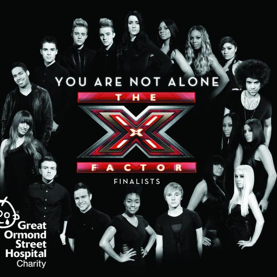 X Factor Finalists 2009