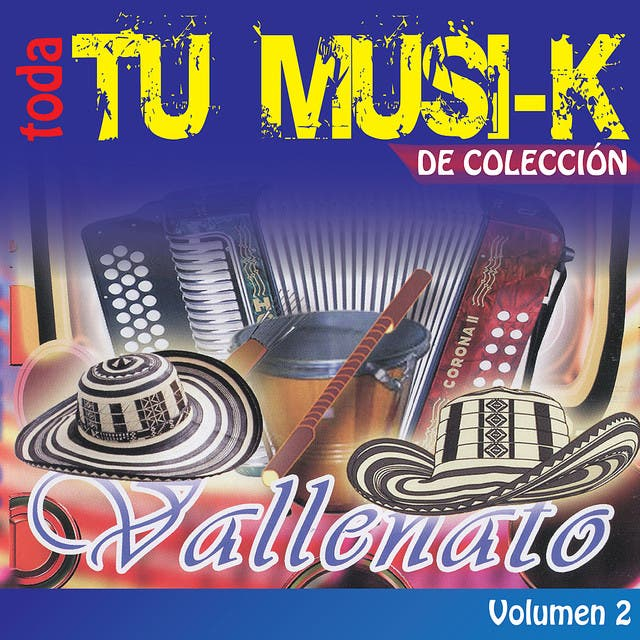 Tu Musi-k Vallenato, Vol. 2