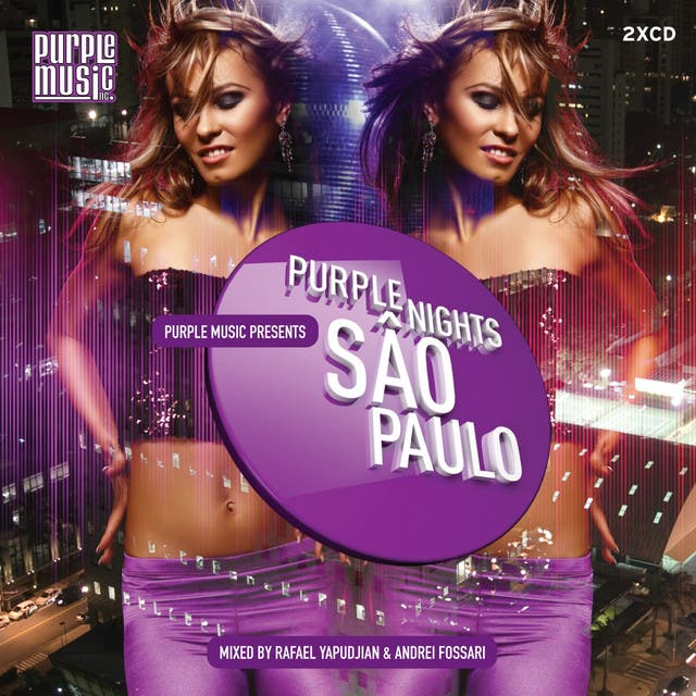 Purple Nights: Sao Paulo