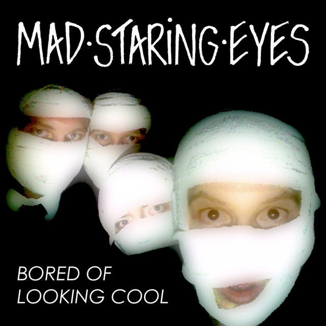 Mad Staring Eyes