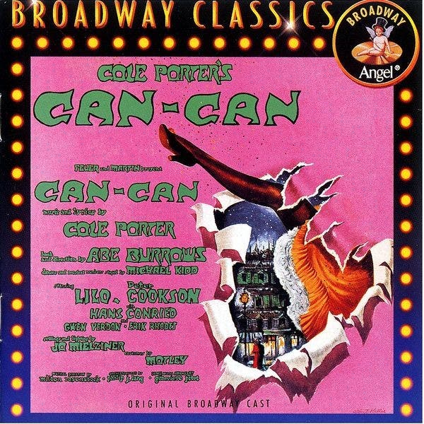 Original Broadway Cast Of Can-Can