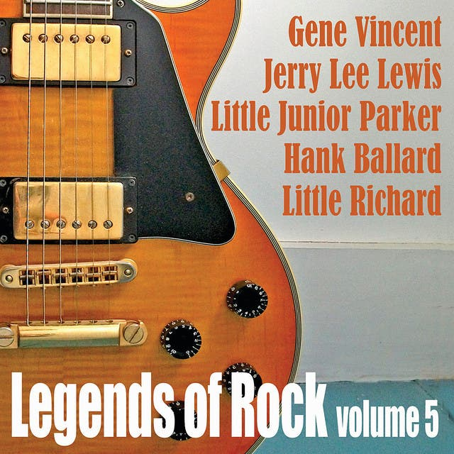 Legends Of Rock Vol 5