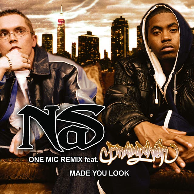 Nas Featuring Brainpower image
