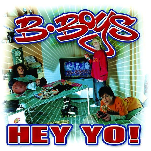 B-Boys /Hey You!