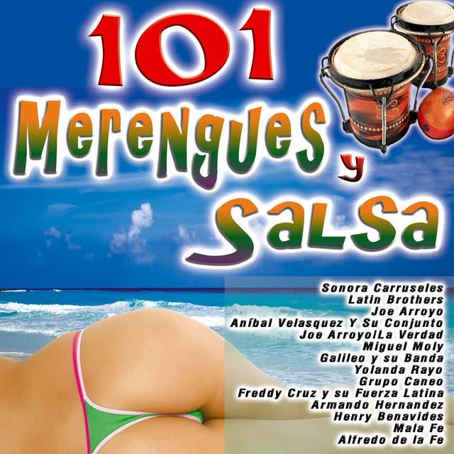 101 Merengues Y Salsa