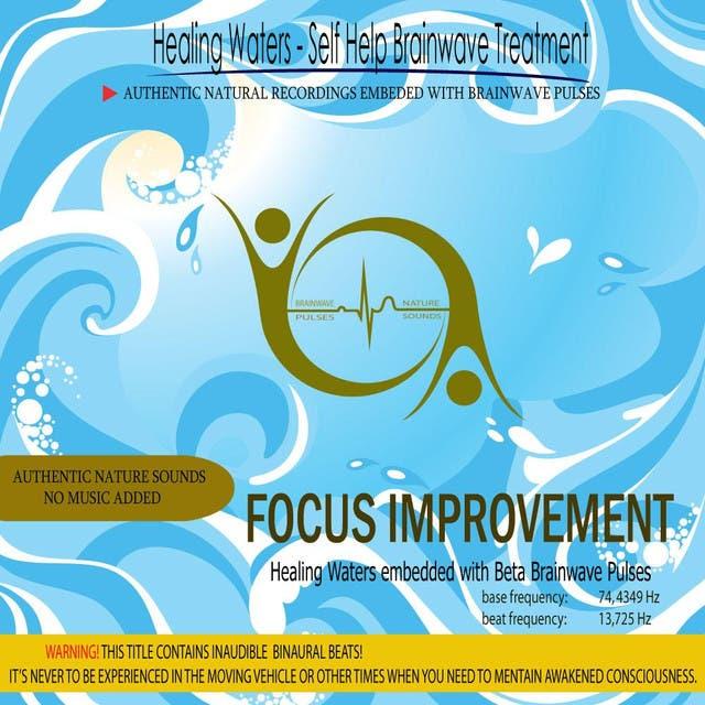 Healing Waters - Self Help Brainwave Treatment (Binaural Beats)