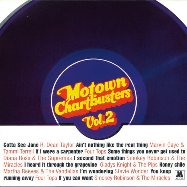 Motown Chartbusters Vol 2
