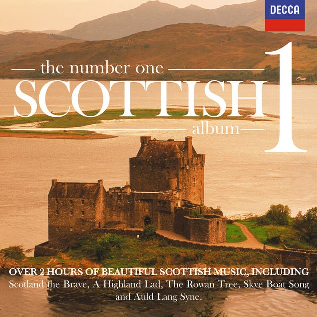 The No.1 Scottish Album