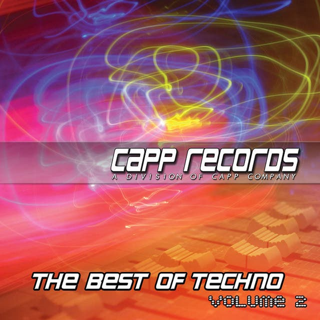 CAPP Records, The Best Of Techno, Vol 2 (1995- 2002 Techno Trance Club Anthems)