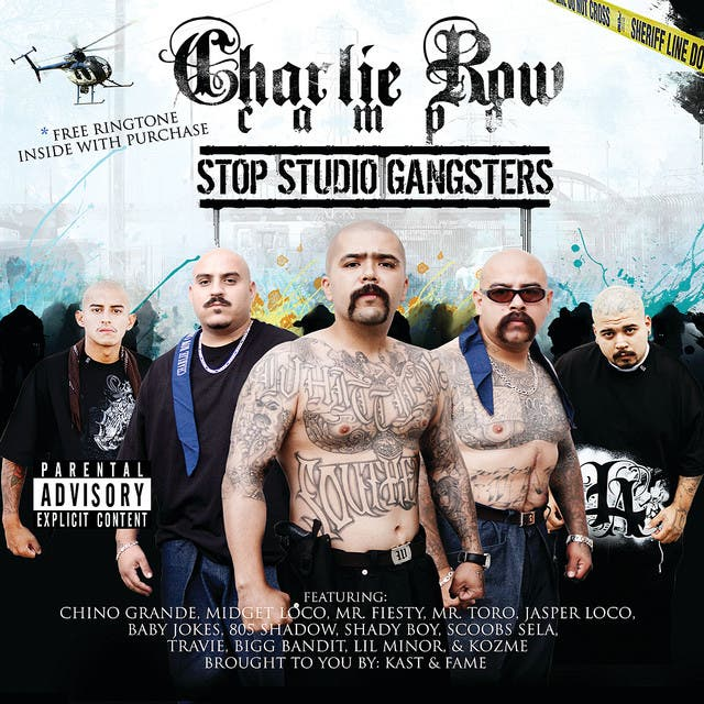Charlie Row Campo - Stop Studio Gangsters