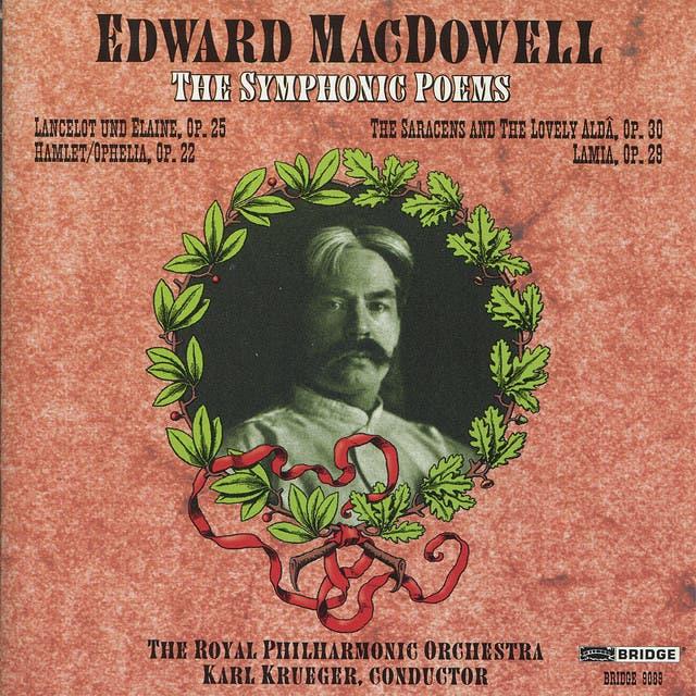 Edward MacDowell image