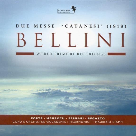 Bellini, V.: Masses In G Major / D Major