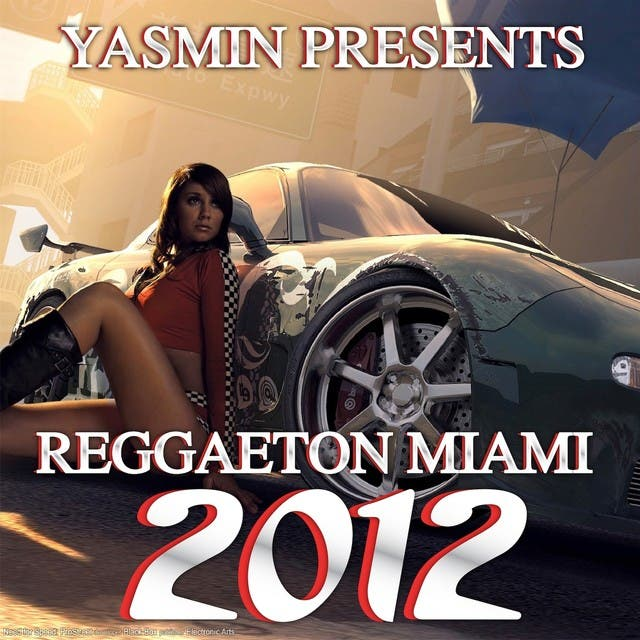 Yasmin Presents Reggaeton Miami Hit 2012