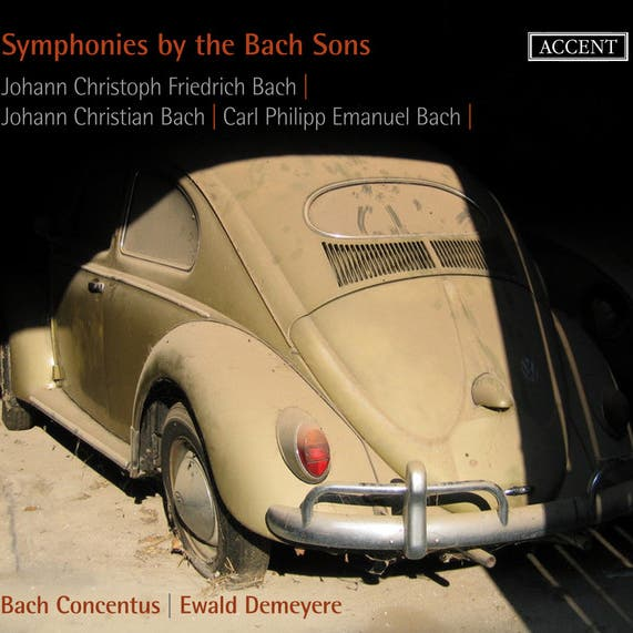 Bach Concentus image