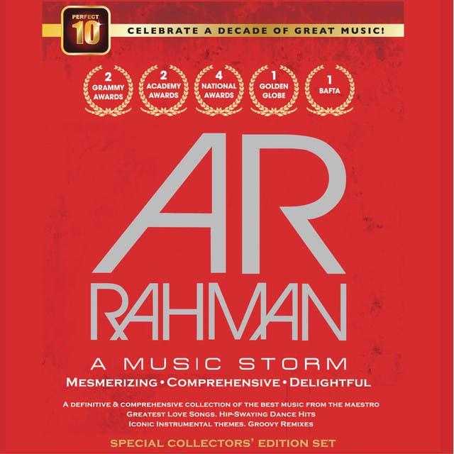 AR Rahman - A Music Storm