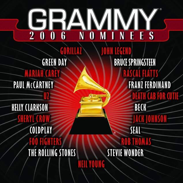 2006 Grammy Nominees