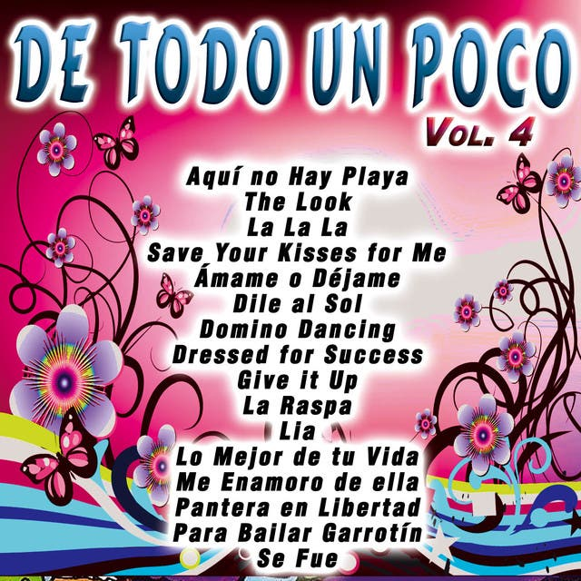 De Todo Un Poco Vol.4
